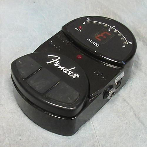 Fender Tuner Pedal : used fender pt100 pedal tuner tuner pedal guitar center ~ Vivirlamusica.com Haus und Dekorationen