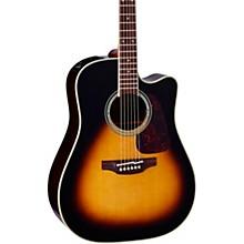 Takamine PTU241C Dreadnought Acoustic-Electric Guitar