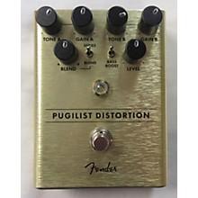 Fender PUGILIST DISTORTION Effect Pedal