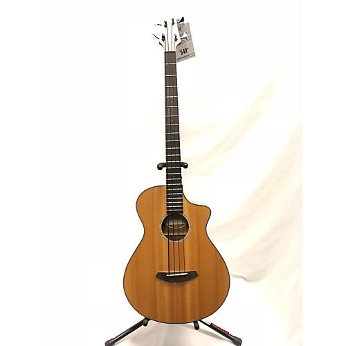 Breedlove PURSUIT BASS Acoustic Bass Guitar