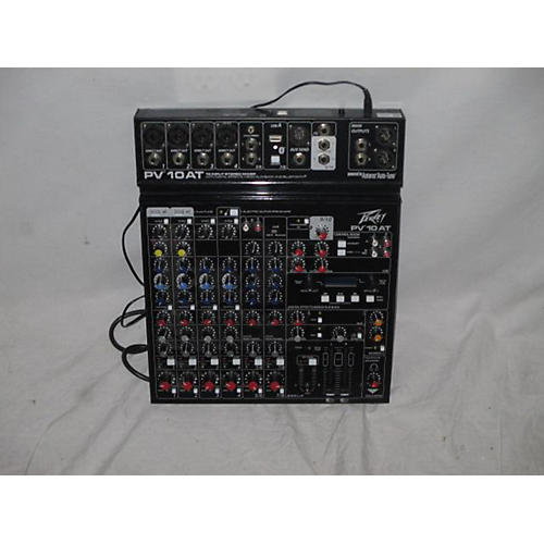 Peavey PV-10 AT Powered Mixer
