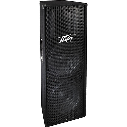 Peavey Pv 215d Dual 15 Quot Powered Speaker Guitar Center