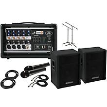 """Peavey PV 5300 KPC15 15"""" Speaker PA Package"""