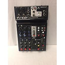 Peavey PV 6BT Powered Mixer