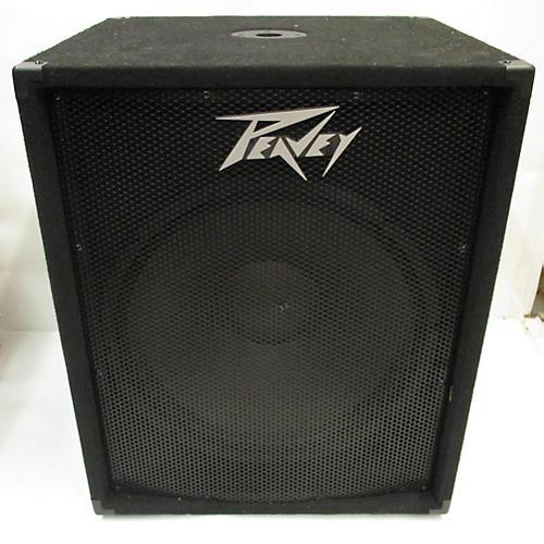 used peavey pv118 unpowered speaker guitar center. Black Bedroom Furniture Sets. Home Design Ideas