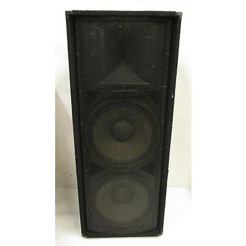 used peavey pv215 unpowered speaker guitar center. Black Bedroom Furniture Sets. Home Design Ideas