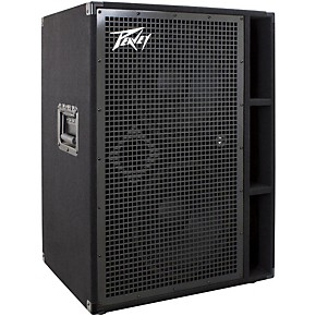 peavey pvh 212 900w 2x12 bass cabinet guitar center. Black Bedroom Furniture Sets. Home Design Ideas