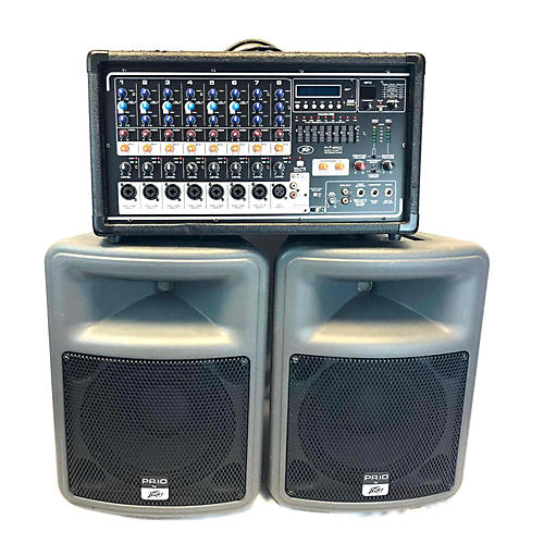 Peavey PVi8500 Sound Package