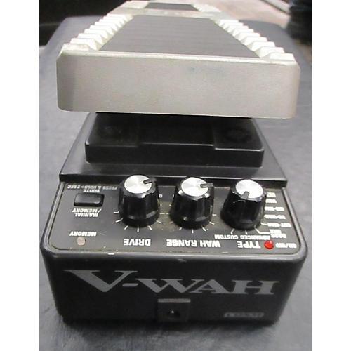 Boss PW10 V Wah Effect Pedal