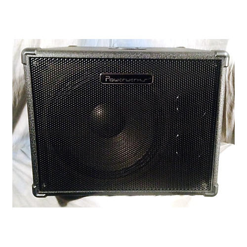 In Store Used PW112S Powered Subwoofer