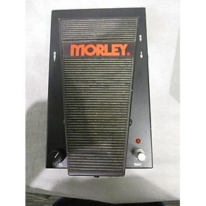 Pre-owned Morley PWA Pro Series Wah Effect Pedal by Morley