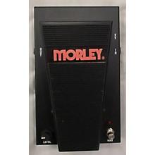 Morley PWV PRO SERIES WAH VOLUME PEDAL Effect Pedal