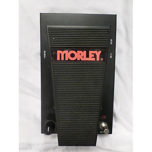 Morley PWV Pro Series Wah Volume Effect Pedal