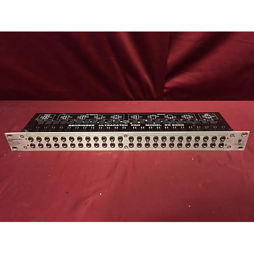 Behringer PX2000 Signal Processor