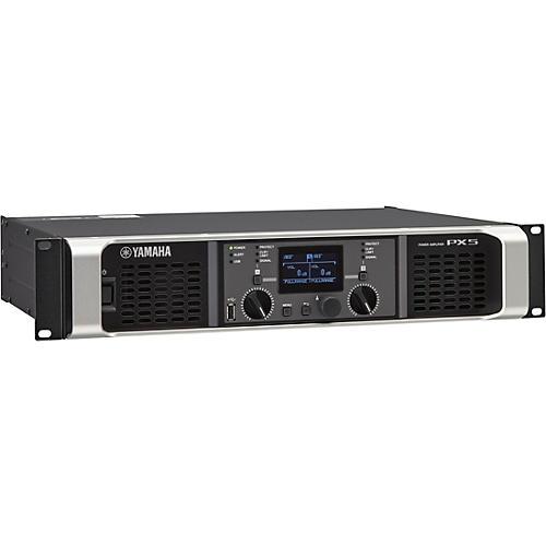 Yamaha PX5 Power Amplifier