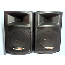 Gem Sound PXA105 Pair Powered Speaker