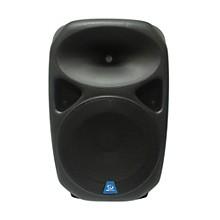 "Gem Sound PXB150USB 15"" Powered Speaker with USB/SD Media Player/Wheels Level 2 Regular 190839371317"