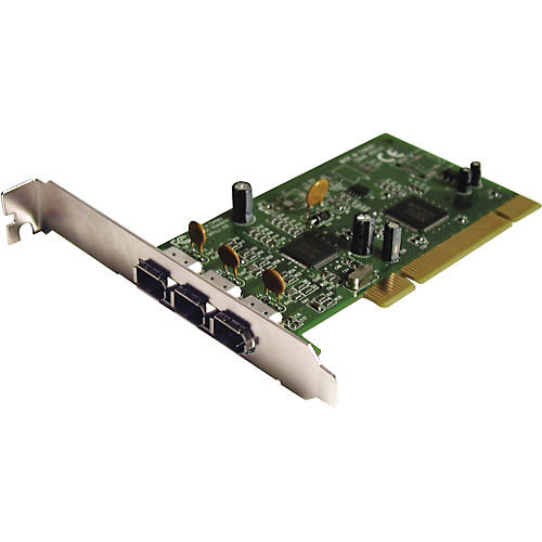 ADS Tech PYRO PCI 64R2 Firewire Card