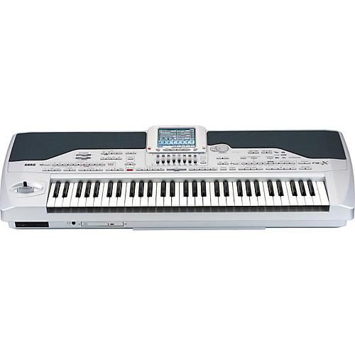 Korg Pa1X 61-Key Professional Arranger Keyboard