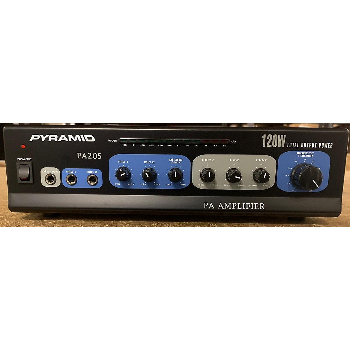 Pyramid Pa205 Keyboard Amp