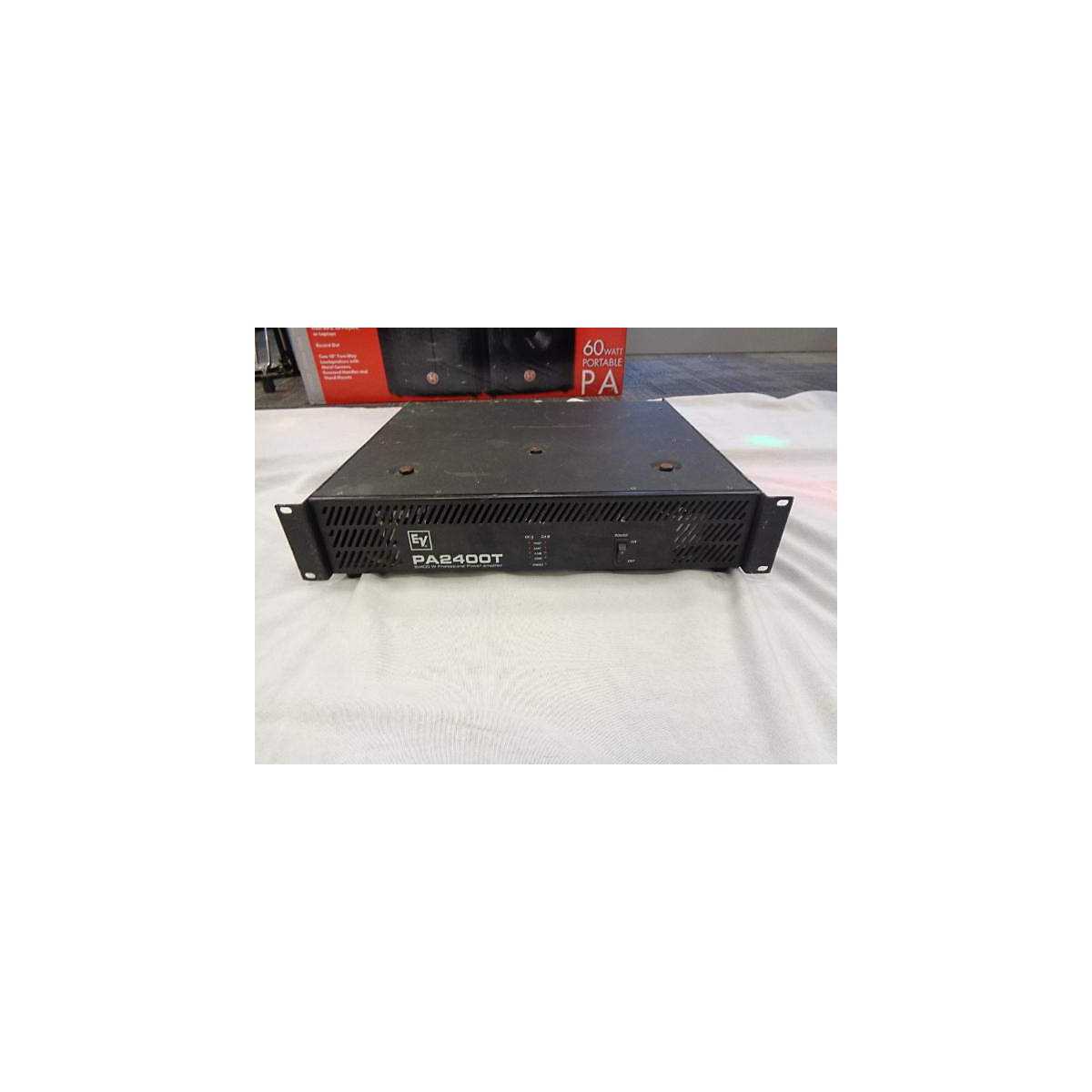 Electro-Voice Pa2400T Power Amp