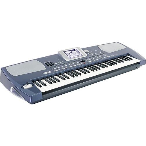 Korg Pa500 61 Key Professional Arranger Keyboard