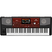 Pa700 Professional Arranger 61-Key with Touchscreen and Speakers Black