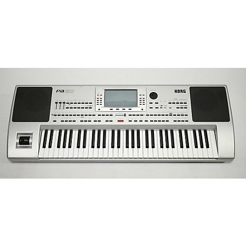 Korg Pa80 Keyboard Workstation