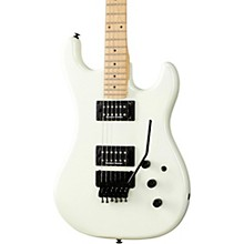 Pacer Vintage Electric Guitar Pearl White