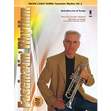 Hal Leonard Pacific Coast Horns - Fascinatin' Rhythm Vol. 2 for Trumpet Book/2CD