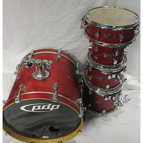 PDP by DW Pacific Fs Drum Set Drum Kit