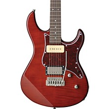 Pacifica 611 Tremolo Electric Guitar Root Beer