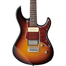 Pacifica 611 Tremolo Electric Guitar Tobacco Brown Sunburst