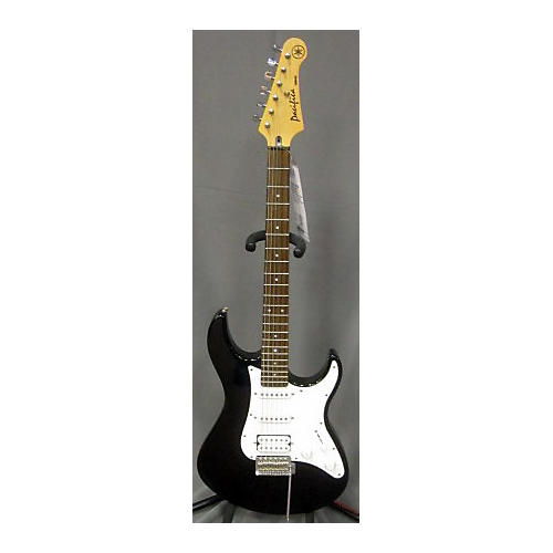Yamaha Pacifica Black Solid Body Electric Guitar