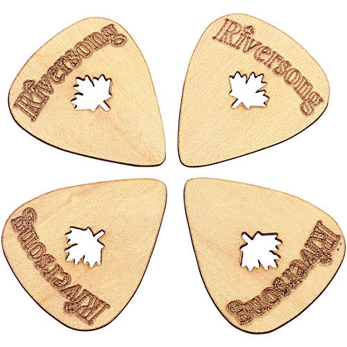 RIVERSONG Pack of 4 Riversong picks