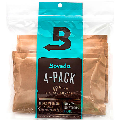 Boveda Packets 4-Pack