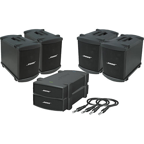 Bose Packlite Extended Bass Package 2-Pack