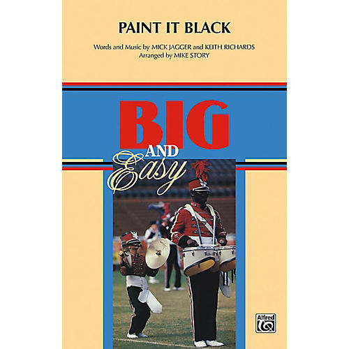 Alfred Paint It Black Grade 2 (Easy)
