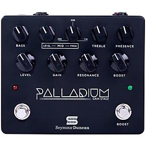 seymour duncan palladium gain stage distortion guitar effects pedal black guitar center. Black Bedroom Furniture Sets. Home Design Ideas