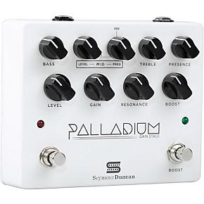 open box seymour duncan palladium gain stage distortion guitar effects pedal white guitar center. Black Bedroom Furniture Sets. Home Design Ideas