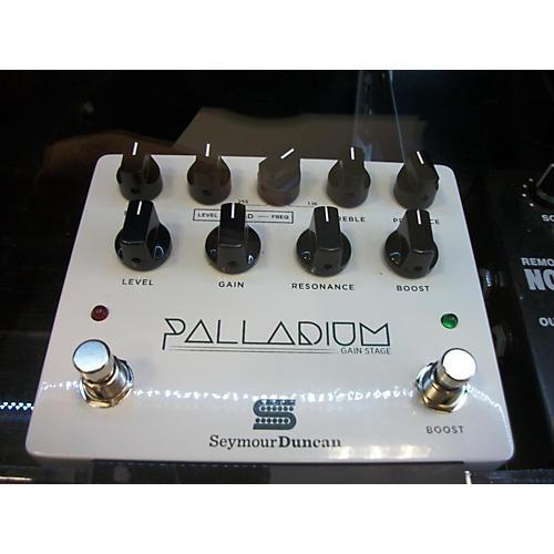 Seymour Duncan Palladium Gain Stage Drive Pedal Effect Pedal