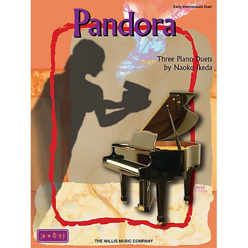 Willis Music Pandora Willis Series by Naoko Ikeda (Level Early Inter)