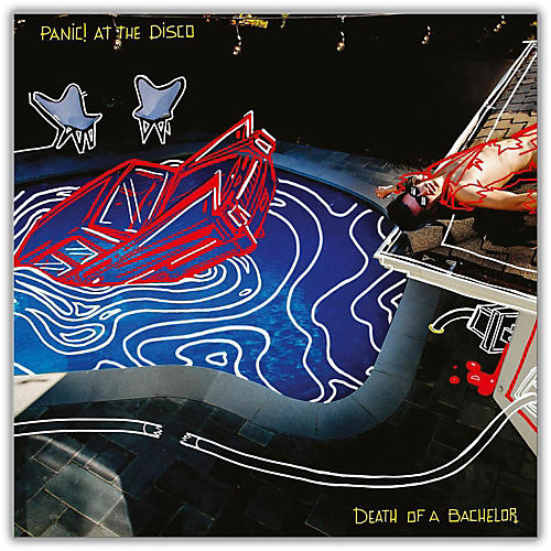 WEA Panic! At The Disco - Death Of A Bachelor (Vinyl W/Digital Download)