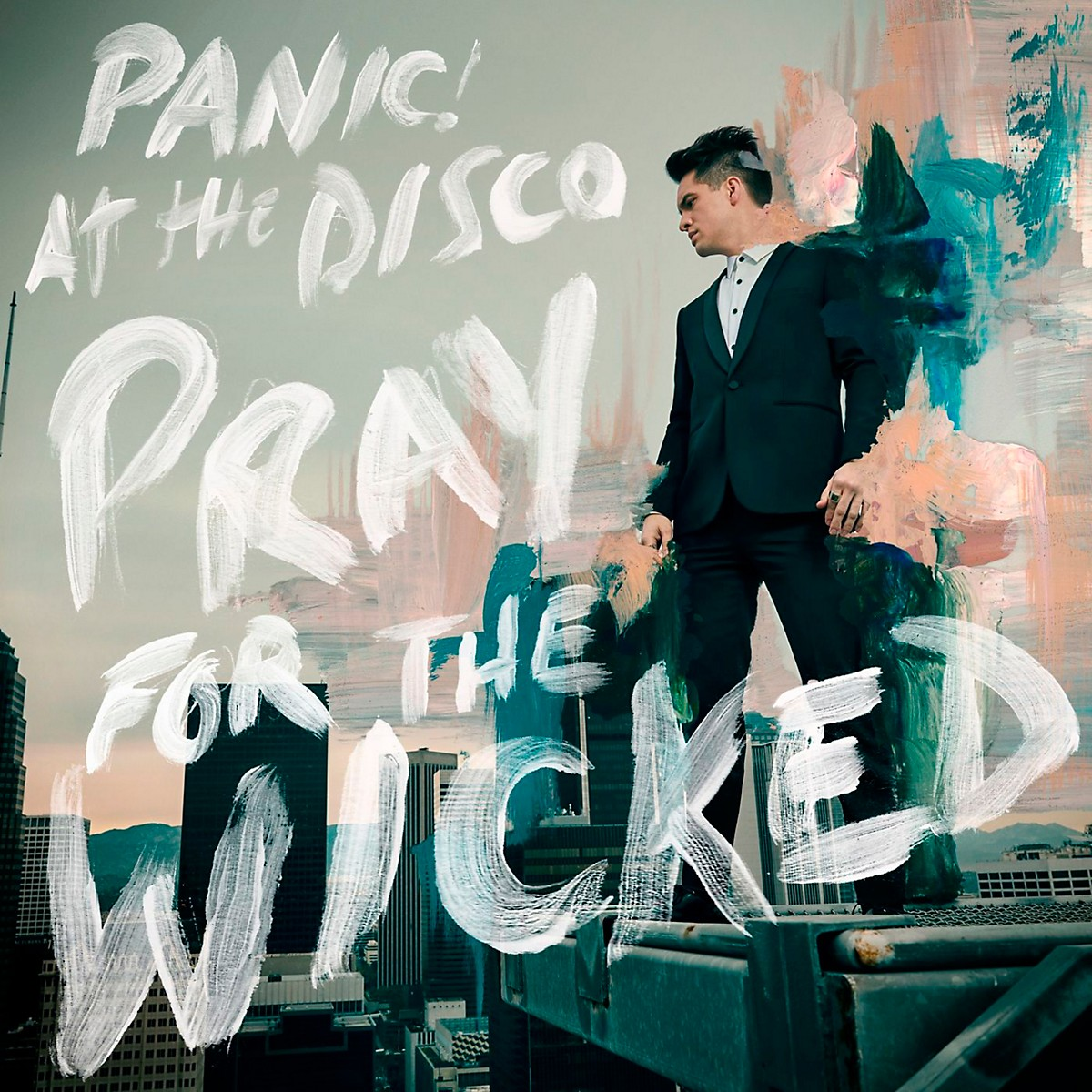WEA Panic! At The Disco - Pray For The Wicked (Vinyl LP W/Digital Download)