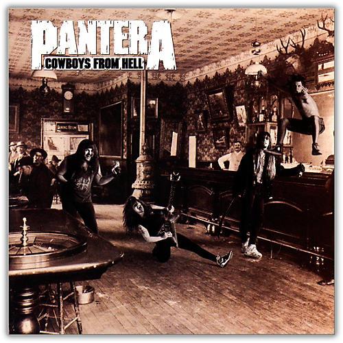 WEA Pantera - <i>Cowboys From Hell</i> CD