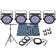 CHAUVET DJ Par 56 4 Light System