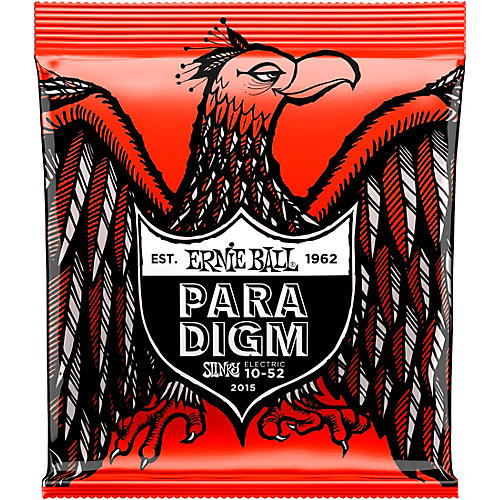 Ernie Ball Paradigm Skinny Top Heavy Bottom Electric Guitar Strings