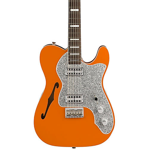 Fender Parallel Universe Telecaster Thinline Super Deluxe Electric Guitar