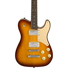 Parallel Universe Troublemaker Telecaster Electric Guitar Iced Tea Burst