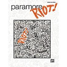Alfred Paramore - Riot Guitar Tab Book